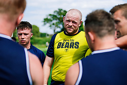 Joe Joyce looks on during week 1 of Bristol Bears pre-season training ahead of the 19/20 Gallagher Premiership season - Rogan/JMP - 03/07/2019 - RUGBY UNION - Clifton Rugby Club - Bristol, England.