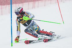 KRISTOFFERSEN Henrik (NOR) during the Audi FIS Alpine Ski World Cup Men's  Slalom at 60th Vitranc Cup 2021 on March 14, 2021 in Podkoren, Kranjska Gora, Slovenia Photo by Grega Valancic / Sportida