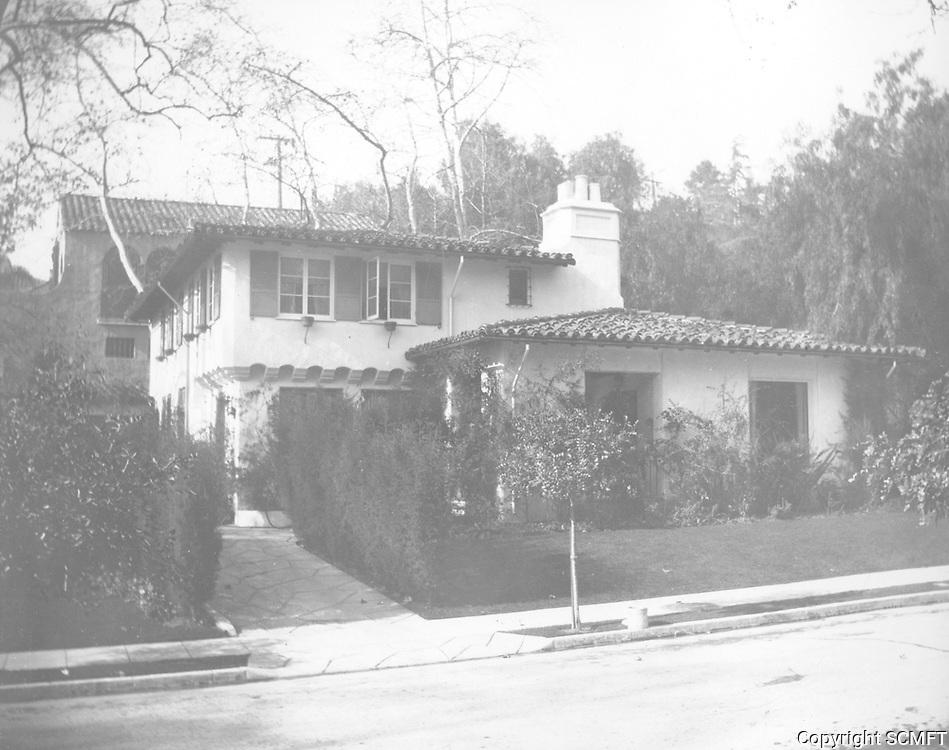 Circa 1930 1913 El Cerrito in the Outpost Estates