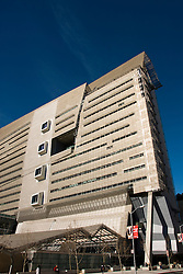 San Francisco: New Federal Office Building. Photo 7-casanf77451. Photo copyright Lee Foster.