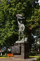 Mariinsky Park Landmark of Kiev Ukraine Europe