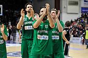 DESCRIZIONE : Beko Legabasket Serie A 2015- 2016 Dinamo Banco di Sardegna Sassari - Sidigas Scandone Avellino <br /> GIOCATORE : Salvatore Parlato Sidigas Scandone Avellino<br /> CATEGORIA : Postgame Ritratto Esultanza<br /> SQUADRA : Sidigas Scandone Avellino<br /> EVENTO : Beko Legabasket Serie A 2015-2016 <br /> GARA : Dinamo Banco di Sardegna Sassari - Sidigas Scandone Avellino <br /> DATA : 28/02/2016 <br /> SPORT : Pallacanestro <br /> AUTORE : Agenzia Ciamillo-Castoria/C.Atzori