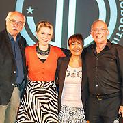 NLD/Amsterdam/20150521 - Perspresentatie producties Janke Dekker Productions, Jan Boerstoel, Mylou Frencken, Sandra Reemer en Frans Mulder