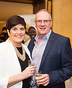 Elizabeth and John Raftery at the Gorta Self Help Africa Annual Ball in Hotel Meyrick Galway City. Photo: Andrew Downes, XPOSURE.