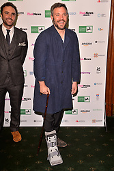 © Licensed to London News Pictures. 17/10/2018. London, UK. Will Young attends the Pink News Awards 2018 held at Church House. Photo credit: Ray Tang/LNP