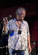 Chris Blackwell on stage at the London Empire 2009