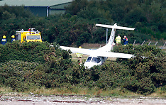Plane crash, Oban Airport, 13 July 20188