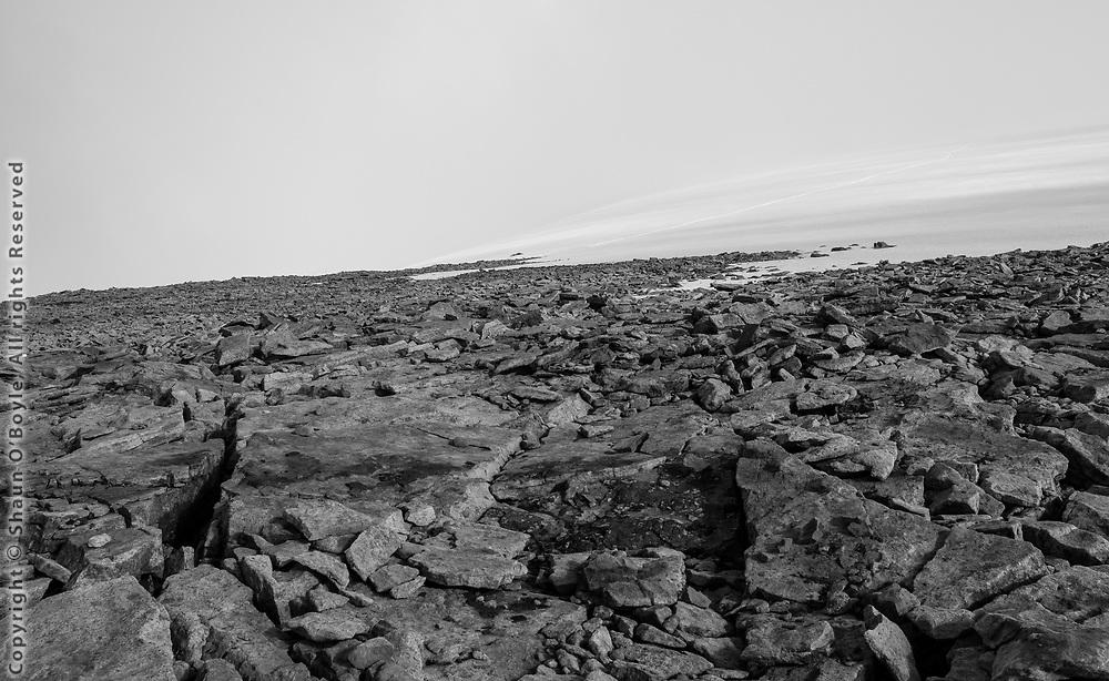 Foxfonna Glacier hike