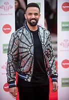 Craig David at The Prince's Trust Awards, The London Palladium 11 Mar 2020 Photo by Brian Jordan