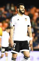 Valencia's  Alvaro Negredo  during Spain King Cup match. December 16, 2015. (ALTERPHOTOS/Javier Comos)