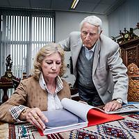 Nederland, Wessem, 27 april 2016.<br />de 78-jarige privé-detective Ben Zuidema, eigenaar van een eigen recherchebureau in Wessem. Hij praat over zijn avonturen als speurneus, maar vertelt ook over zijn drie grote liefdes: zijn vrouw, zijn hond en zijn Porsche.<br /><br /><br />Foto: Jean-Pierre Jans