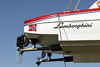 Motorsport, 15 august 2004, båtsport, Scandinavian Grand Prix, Class 1 World Powerboat Championship, Spirit of Norway, propeller, propell, Bjørn Rune Gjelsten, Steve Curtis, Norge,