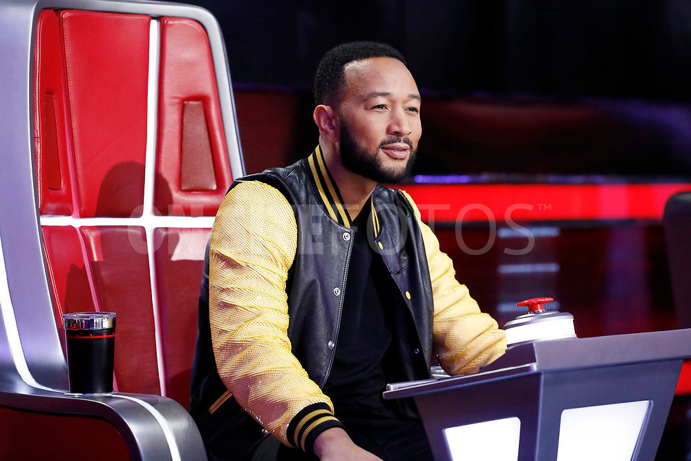 """THE VOICE -- """"Knockout Rounds"""" Episode 2010 --  Pictured: John Legend -- (Photo by: Trae Patton/NBC)"""