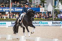 Scholtens Emmelie, NED, Desperado<br /> CHIO Rotterdam 2018<br /> © Sharon Vandeput<br /> 23/06/18