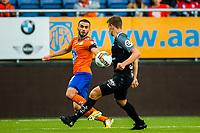 Fotball , 6 August , Eliteserien , Aalesund - Brann , Valmir Berisha<br /> <br />  , Foto: Marius Simensen, Digitalsport