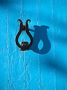 Door knocker, El Djem, Tunisia