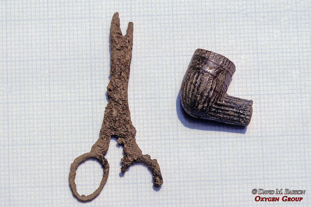 Artifact From Andrew Jackson's Hermitage