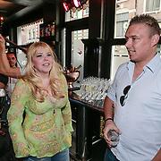 NLD/Amsterdam/20130503 - Boekpresentatie La Paay van Patricia Paay, Roxy Paay en Tony Wyczynski