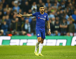 February 24, 2019 - London, England, United Kingdom - Chelsea's Emerson Paimieri.during during Carabao Cup Final between Chelsea and Manchester City at Wembley stadium , London, England on 24 Feb 2019. (Credit Image: © Action Foto Sport/NurPhoto via ZUMA Press)
