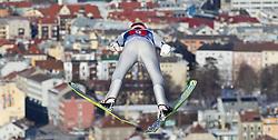 03.01.2011, Bergisel, Innsbruck, AUT, Vierschanzentournee, Innsbruck, Probedurchgang, im Bild // Freund Severin (GER) // during the 59th Four Hills Tournament Trial Round in Innsbruck, EXPA Pictures © 2011, PhotoCredit: EXPA/ J. Feichter