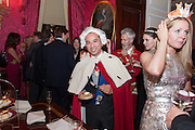 FRANK NGYEN; KATE REARDON, Tatler magazine Jubilee party with Thomas Pink. The Ritz, Piccadilly. London. 2 May 2012