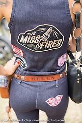 Miss-Fire Helen at Born Free-7 at Oak Canyon Ranch. Silverado, CA. USA. Saturday, June 27, 2015.  Photography ©2015 Michael Lichter.