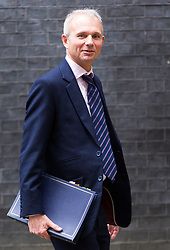 London, October 10 2017. Lord Chancellor and Secretary of State for Justice David Lidington attends the UK cabinet meeting at Downing Street. © Paul Davey