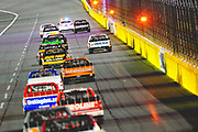 May 18, 2012: NASCAR Camping world Truck Series, safety car leads the field under a caution Jamey Price / Getty Images 2012 (NOT AVAILABLE FOR EDITORIAL OR COMMERCIAL USE