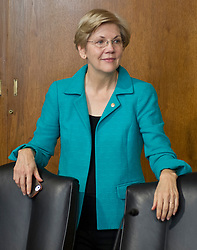 United States Senator Elizabeth Warren (Democrat of Massachusetts) attends a hearing of the US Senate Committee on Energy and Natural Resources in Washington, DC, USA, on Tuesday, October 6, 2015. Photo by Ron Sachs/Pool/ABACAPRESS.COM