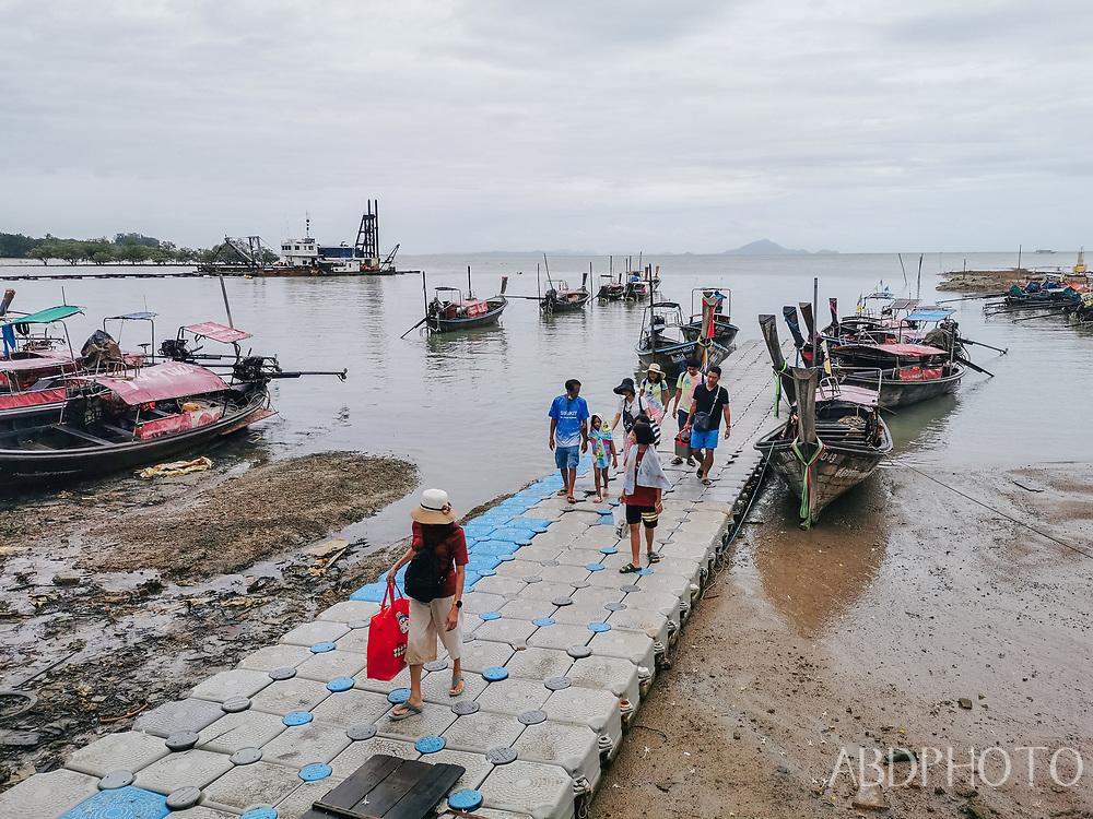 Railay Beach Rai Lei Krabi Thailand