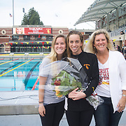 USC Women's Swimming & Diving   Senior Day   Rachel Bennett