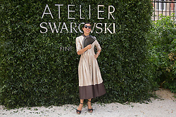 Blanca Li attends the Atelier Swarovski - Cocktail Of The New Penelope Cruz Fine Jewelry Collection during Paris Haute Couture Fall Winter 2018/2019 in Paris, France on July 02, 2018. Photo by Nasser Berzane/ABACAPRESS.COM