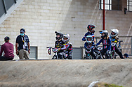 2021 UCI BMXSX World Cup<br /> Round 3 and 4 at Bogota (Colombia)<br /> Friday Practice<br /> ^we#212 PETERSONE, Vineta (LAT, WE) Thrill, Answer, Tangent, Maxxis, Zulu, Max Rims, Cema, Custom Racing<br /> ^we#121 VERHAGEN, Ashley (USA, WE) Radio<br /> ^we#91 VANHOOF, Elke (BEL, WE) Zulu<br /> ^we#5 MAIRE, Camille (FRA, WE) Supercross, RIM, Fist<br /> ^we#216 VAUGHN, Daleny (USA, WE) DK Bicycles