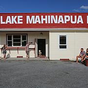 the very new mahinapua hotel, west coast south island