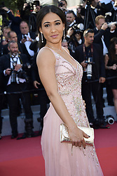 Joséphine Jobert attending the Rocketman premiere, held at the 72nd Cannes Film Festival on May 16, 2019.