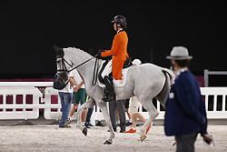 Boonzaaijer Janneke, NED, Champ de Tailleur, 252<br /> Olympic Games Tokyo 2021<br /> © Hippo Foto - Stefan Lafrentz<br /> 30/07/2021