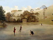 Upton House from the South 1784. Anthony Devis