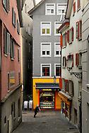 Stadtleben Zurich