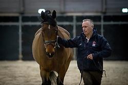 Davidson Richard, GBR, Bubblingh<br /> The Dutch Masters 2020<br /> © Hippo Foto - Sharon Vandeput<br /> 12/03/20