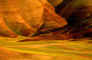 Image of John Day Fossil Beds National Monument, Oregon, Pacific Northwest by Randy Wells