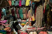 A seller in a market in Siem Reap, Cambodia. PHOTO TIAGO MIRANDA