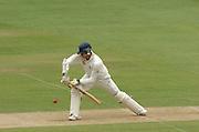 Lord's London, 1st NPower Test   England v New Zealand.  Nasser HUSSAIN batting, 20/05/2004 <br /> [Credit Peter Spurrier Intersport Images}