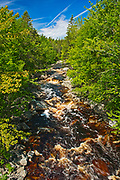 Northwest Arm Brook, Near Sherbrooke, Nova Scotia, Canada