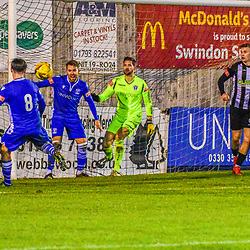 Swindon Supermarine hosts Dorchester Town in the FA Trophy cup game