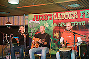 Israel, Nof Ginosar, Jacob's Ladder Music festival, Tsanchani Brothers