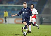Fotball<br /> UEFA-cupen 2004/05<br /> Lille v Sevilla<br /> 15. februar 2004<br /> Foto: Digitalsport<br /> NORWAY ONLY<br /> MATHIEU BODMER (LIL)