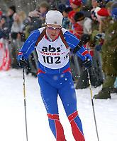 NM 2006 skiskyting sprint menn Trondheim<br /> Sveinung Hestad Strand<br /> Foto: Carl-Erik Eriksson, Digitalsport