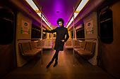20210117-Shooting Ariana Negrón - Tren Urbano