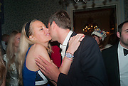 ASTRID HARBORD; BEN GOLDSMITH, Tatler magazine Jubilee party with Thomas Pink. The Ritz, Piccadilly. London. 2 May 2012