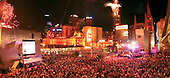 Federation Square New Years Eve